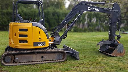 Cline Rents LLC: Bothell Excavator Rentals
